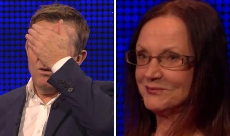 You've got to wait!' Bradley Walsh scolds The Chase player over premature move 'Stop it!'