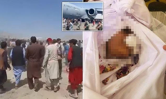 'World turned away from us': Afghan girl, 14, dies in Kabul stampede