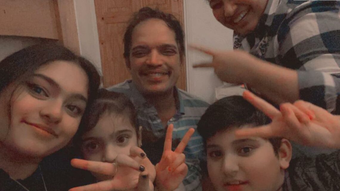 'Wonderful' dad-of-three dies suddenly just hours after smiling selfie and suffering backache