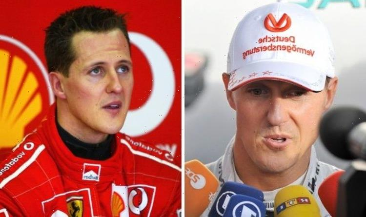 'Don't make me a star' Michael Schumacher's plea for privacy 'I don't want this'