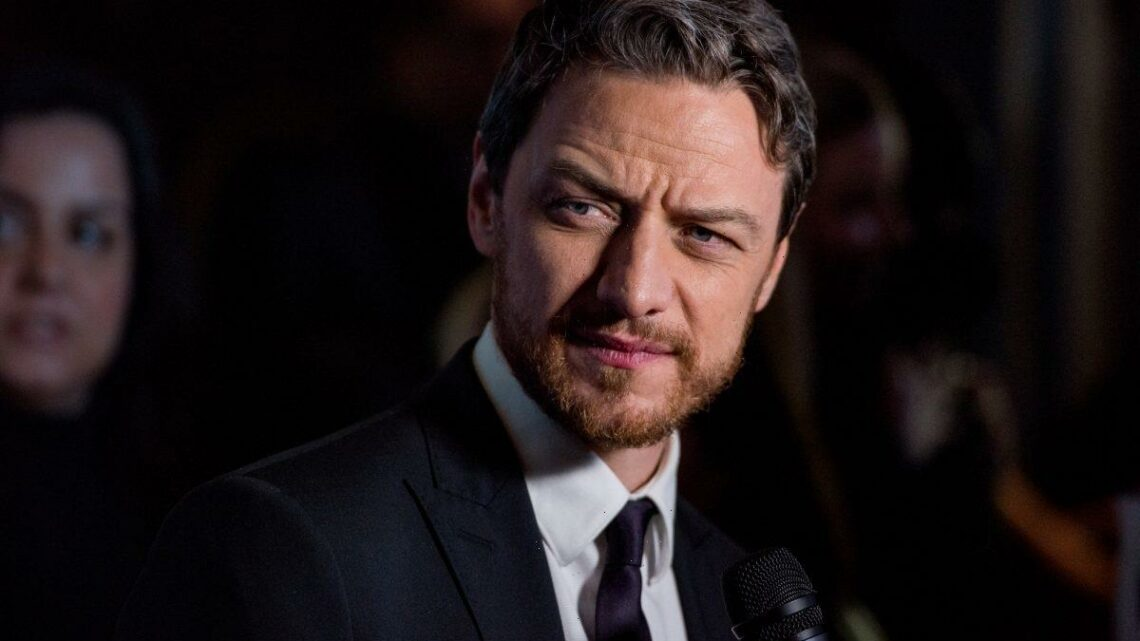 'My Son' Star James McAvoy Wanted to Be a Missionary, Not an Actor