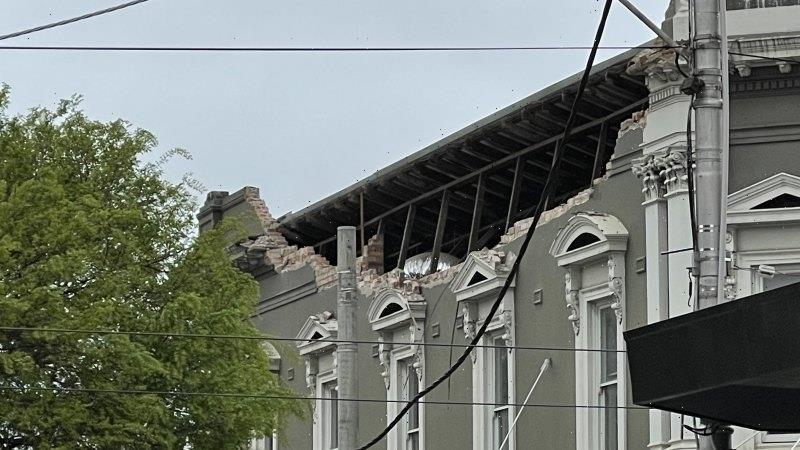 'We are not safe': Warning on city buildings as more quakes predicted