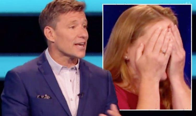 'Wrong sister!' Ben Shephard frustrated as Tipping Point player makes Eugenie blunder