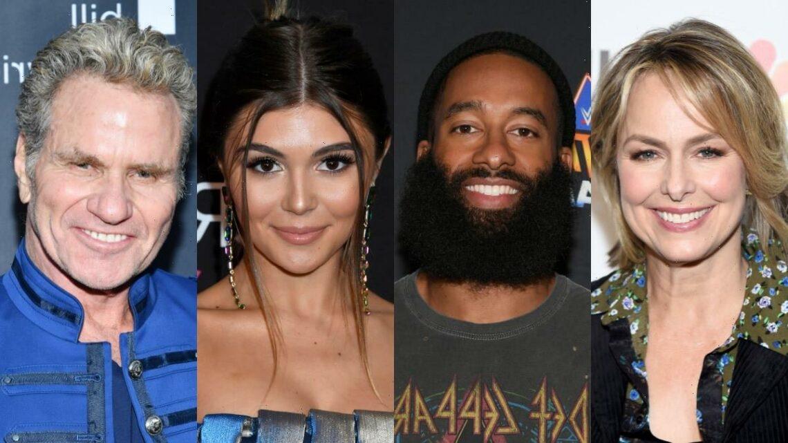 'Dancing With the Stars' Reveals Season 30 Cast: Matt James, Olivia Jade, Martin Kove, Melora Hardin and More