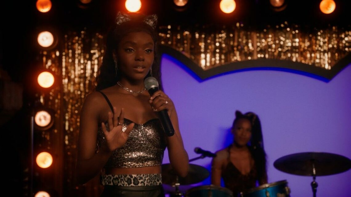 'Riverdale': Ashleigh Murray Dishes on Josie and the Pussycats Reunion