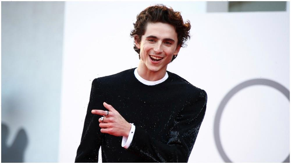 'Dune' Dazzles at Venice World Premiere With Timothée Chalamet in a Sparkly Suit — and a Six-Minute Standing Ovation