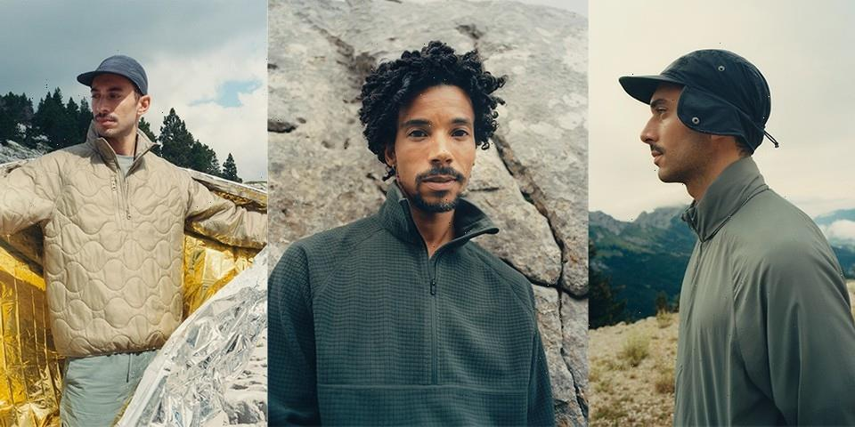 ARKET Rewrites the Codes of Sportswear For Fall 2021 Activewear Capsule
