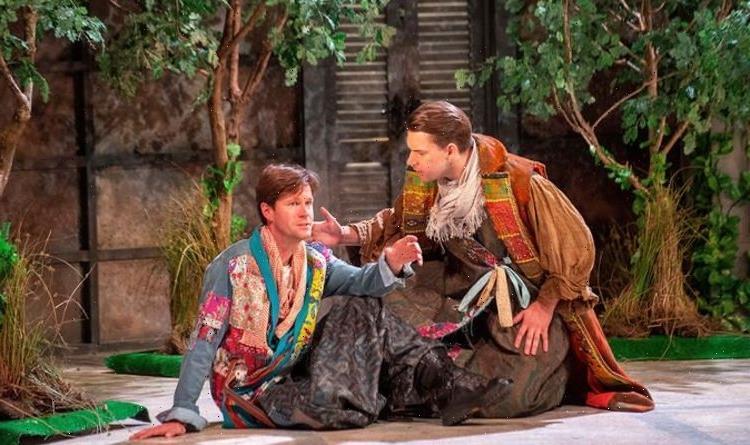 Acis and Galatea at Dorset Opera Festival 2021 review: Beautifully poignant