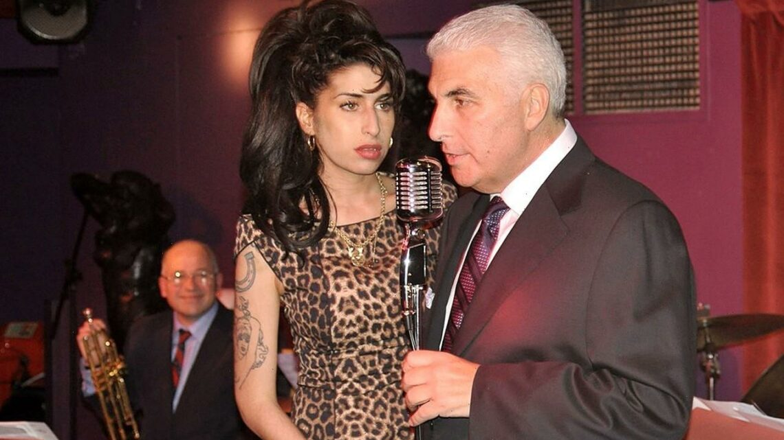 Amy Winehouse's Father Blasts New Movie About Late Star