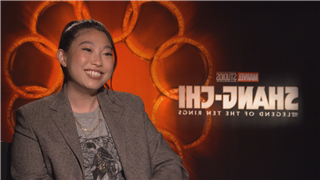 Awkwafina on 'Shang-Chi' and Karaoke With Simu Liu (Exclusive)