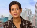 BBC Breakfast's Naga Munchetty hits back at troll over diet on social media