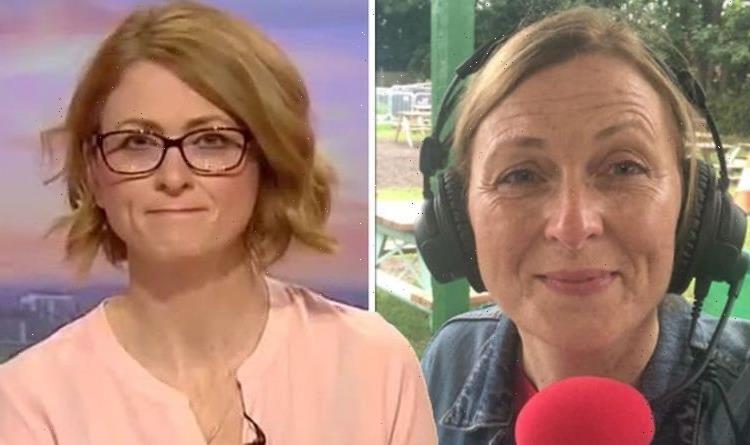 BBC Breakfasts Rachel Burden bids heartfelt farewell to co-presenter Long live the king