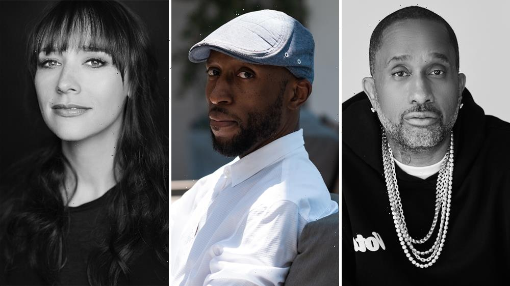 BET Studios Launches With Principal Partners Kenya Barris, Rashida Jones and Aaron Rahsaan Thomas