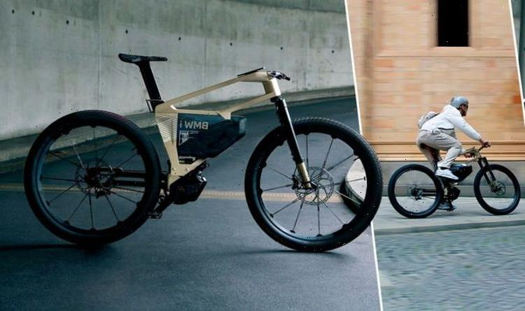BMW's first electric bike has a top speed that'll blow your mind