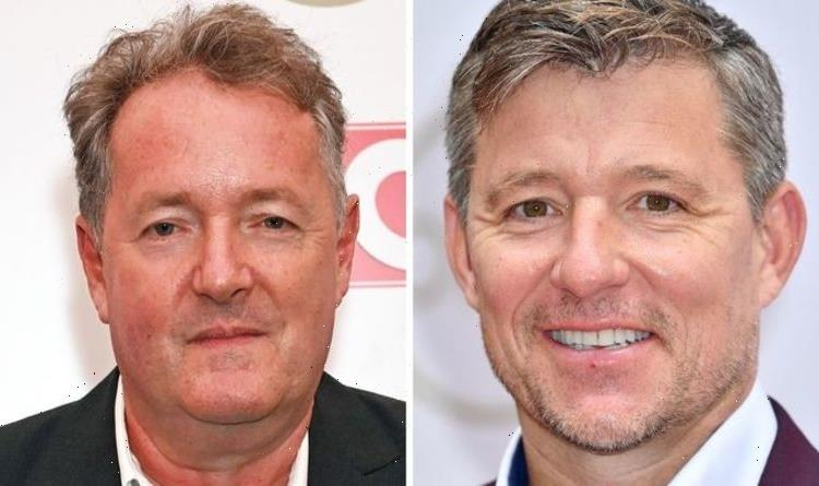 Ben Shephard takes brutal dig at Piers Morgan after awards glory: 'Had faith until then'