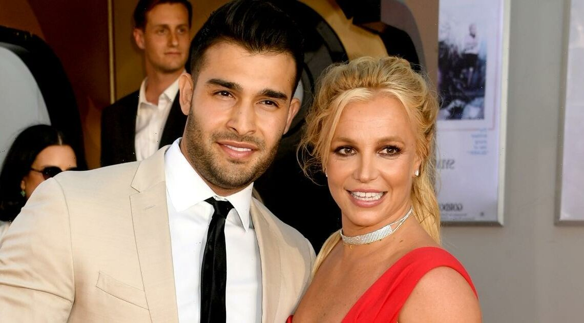 Britney Spears Is Engaged to Sam Asghari — See the Couple's Cute Announcement
