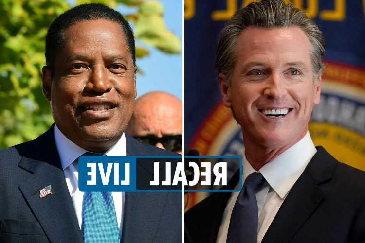 California recall election results LIVE: Gavin Newsom fends off recall vote saying state voted YES to 'beating pandemic'