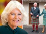Camilla 'happy' for Prince Charles to take 'centre stage' as she steps 'out of his shadow'