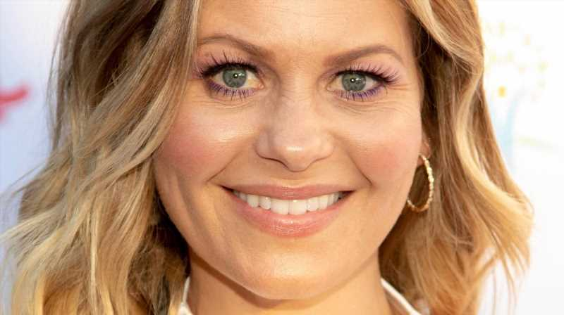 Candace Cameron Bure Makes Candid Confession About Why She Really Exercises
