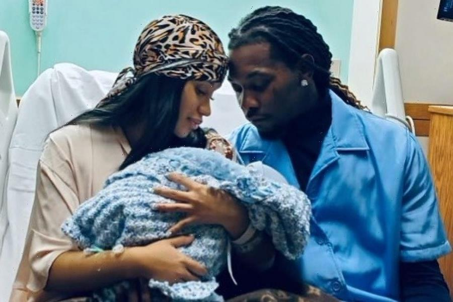 Cardi B Gives Birth To Her Second Child: 'We Are So Overjoyed To Finally Meet Our Son'