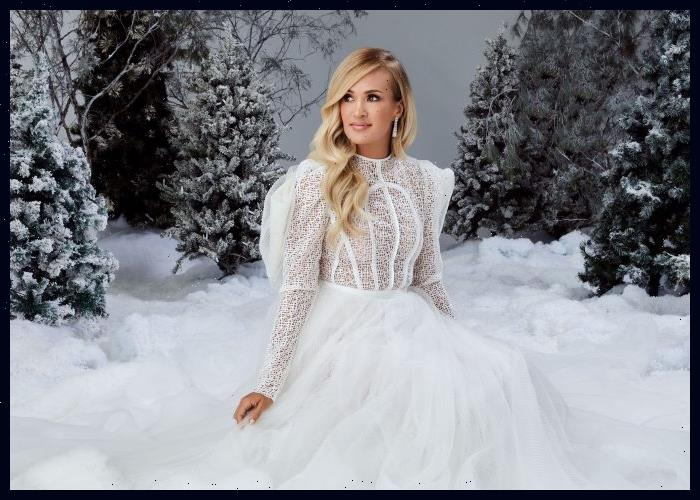 Carrie Underwood Teases New 'Sunday Night Football' Theme