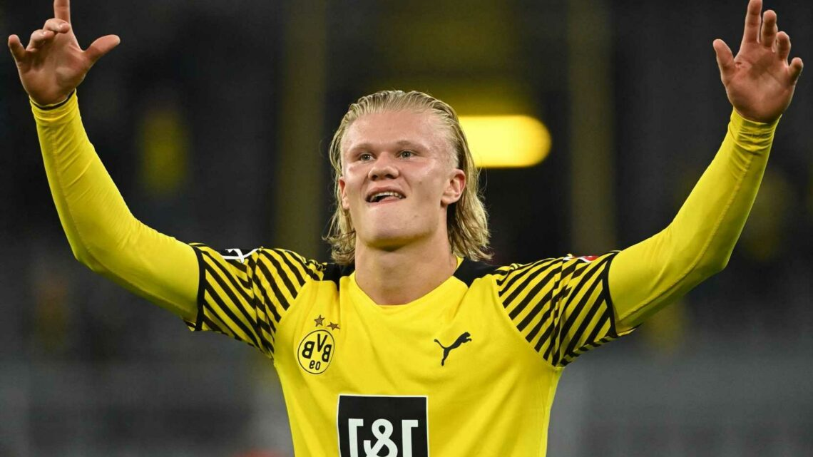 Chelsea and Man City 'swerved Haaland transfer after being told Dortmund star would cost £500MILLION over five years'