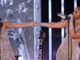 Chloe and Halle Bailey's Sheer Designer Gowns Are Proof That All Good Things Come in Pairs