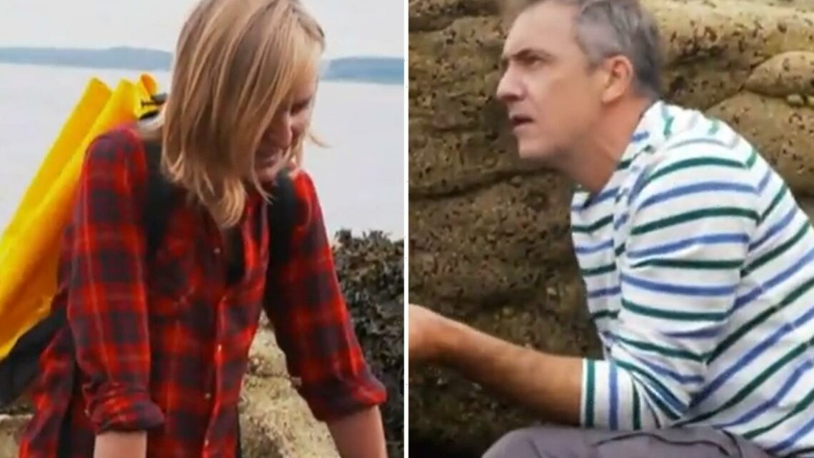 Countryfile presenter horrifies viewers during seaside segment – but can you spot why?