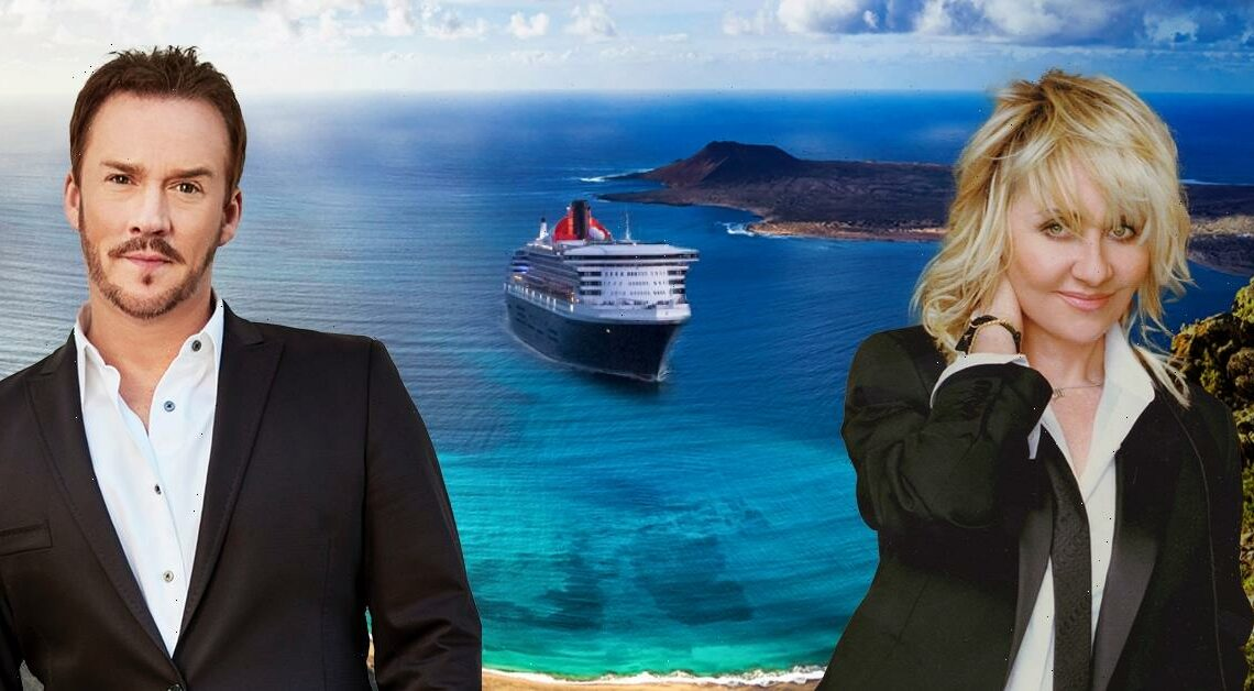 Cunard's new cruise to the Canaries is a pre-Christmas treat with star guests LuLu, Russell Watson and Jimmy Tarbuck