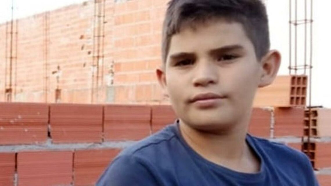 Dad's horror as son, 12, is electrocuted to death while flying kite made from metal wire into power line