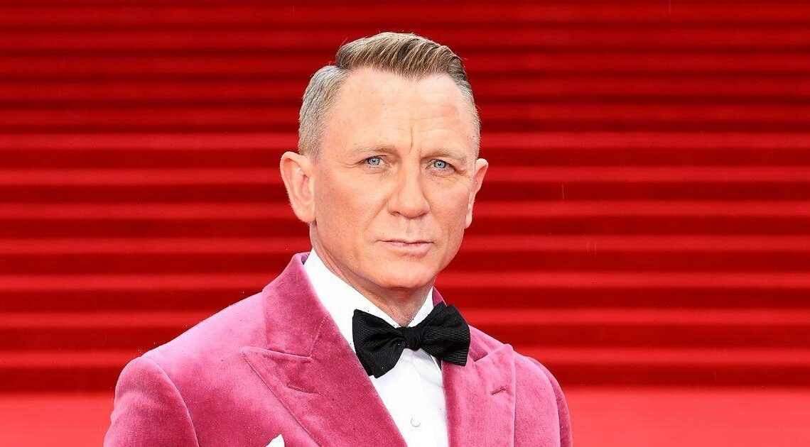 Daniel Craig could serve in Royal Navy after landing 'honorary commander' title