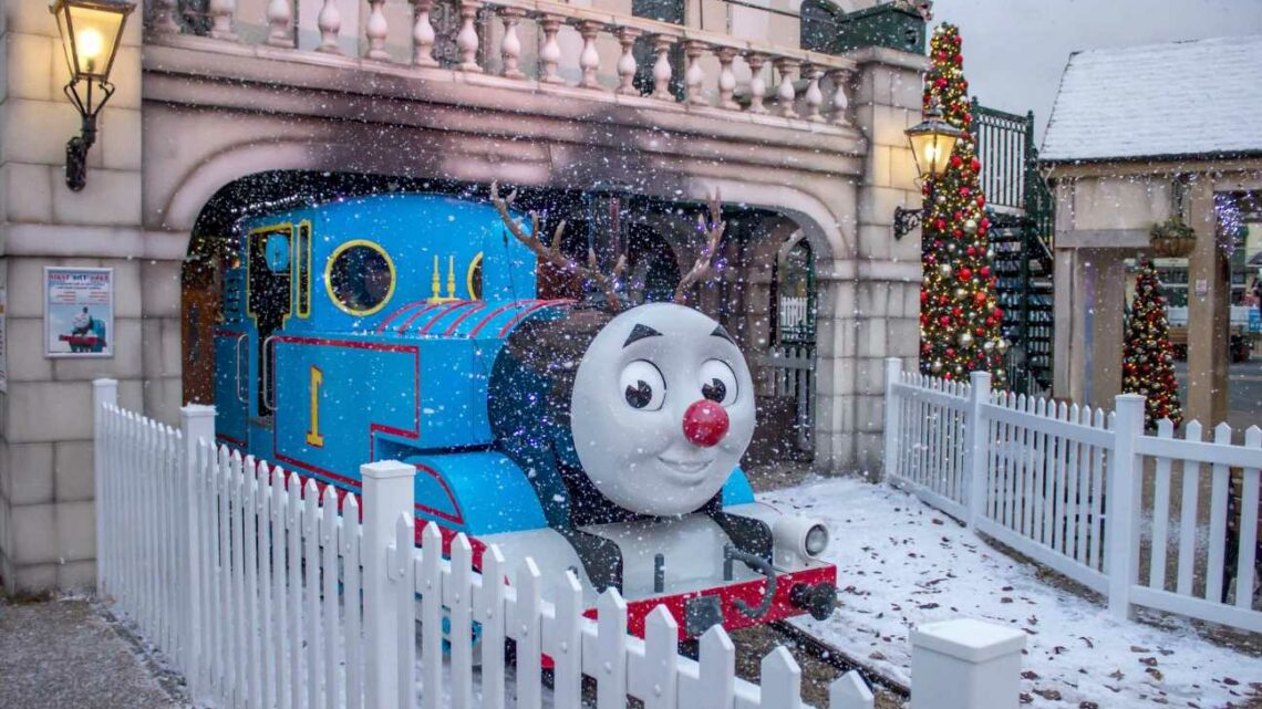 Drayton Manor reveals exciting new Christmas and fireworks events this year