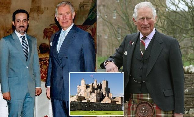 EDEN: Riddle of Saudi in Charles row airbrushed off castle VIP list