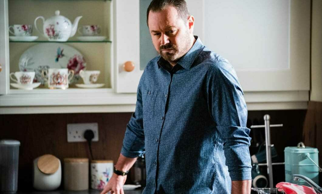 EastEnders fans disgusted as Mick Carter lies about Rainie Cross being on drugs to stop her getting her baby