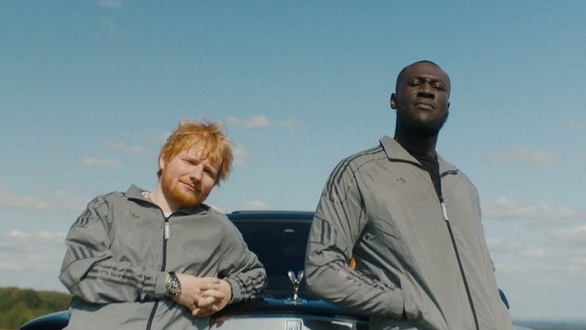 Ed Sheeran Baffled to Find Stormzys Driving License in His House