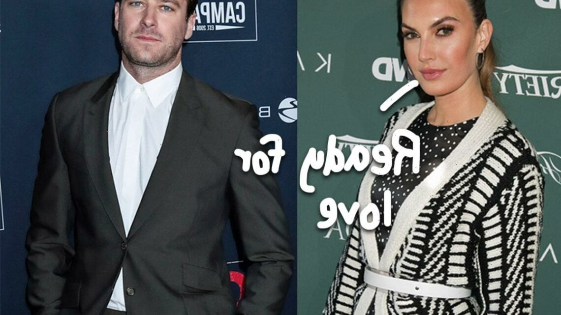 Elizabeth Chambers Is Dating Again, Putting Horrific Armie Hammer Past Behind Her!