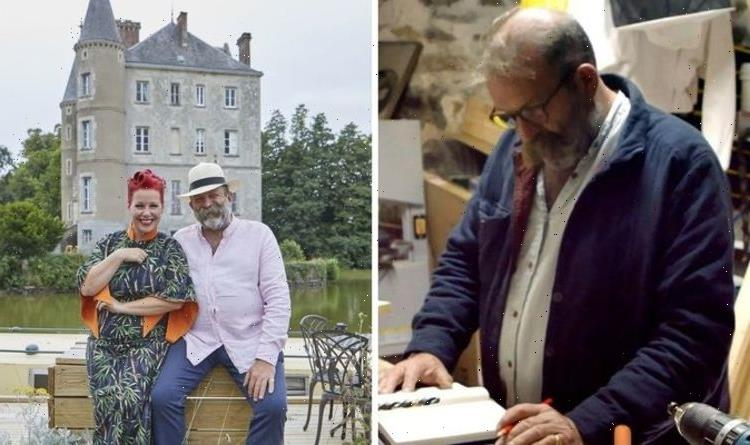 Escape to the Chateau's Dick Strawbridge details major clash with wife Angel 'Have to stay