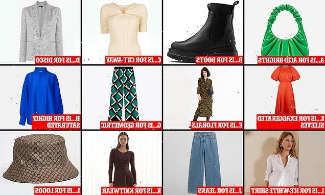 FEMAIL reveals how to wake up your wardrobe with the new season A to Z