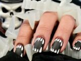 From Candy Corn to Horror Villains, These Halloween Nail-Art Designs Are Spellbinding