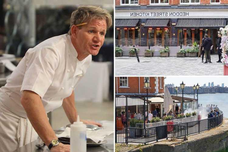 Gordon Ramsay's restaurants lose MILLIONS during coronavirus pandemic