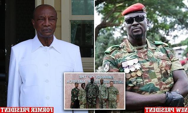Guinean colonel who worked closely with American forces staged coup