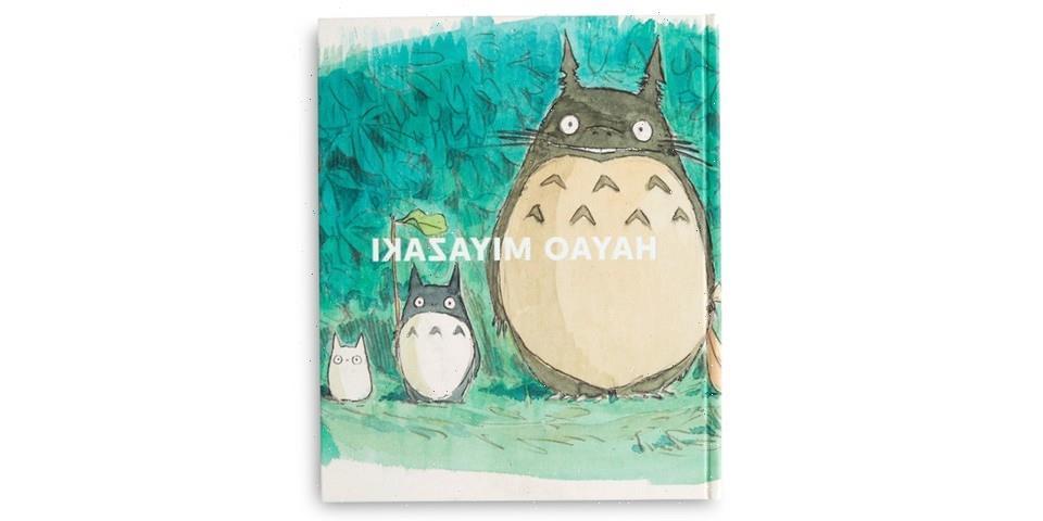 """Hayao Miyazaki"" Is a Richly Packed Book That Every Studio Ghibli Fan Needs"