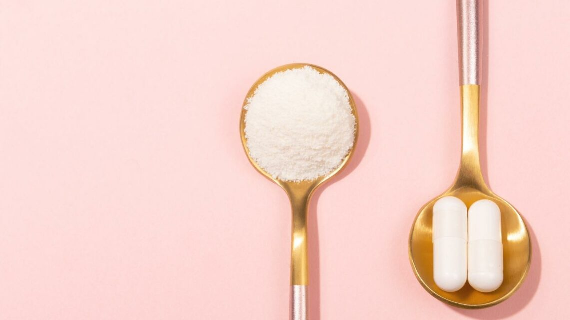 Here's What Taking Collagen Can And Can't Do For You