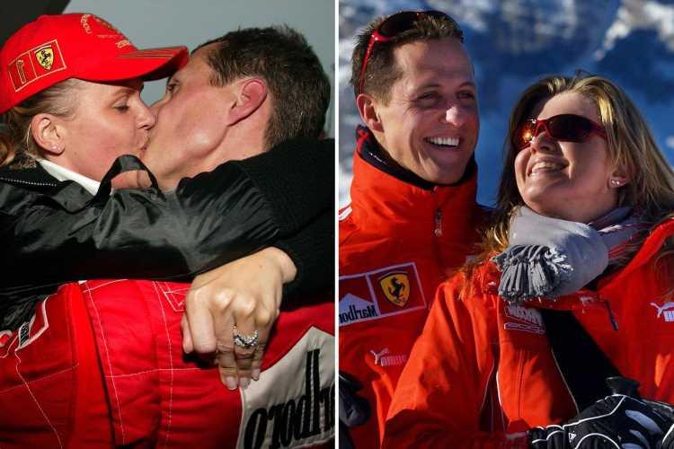 How Michael Schumacher's 'guardian angel' wife Corinna keeps his health secret & cares for him after ski crash