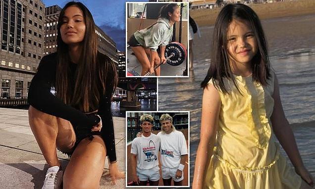 How tennis ace spotted Emma Raducanu hitting balls aged FOUR