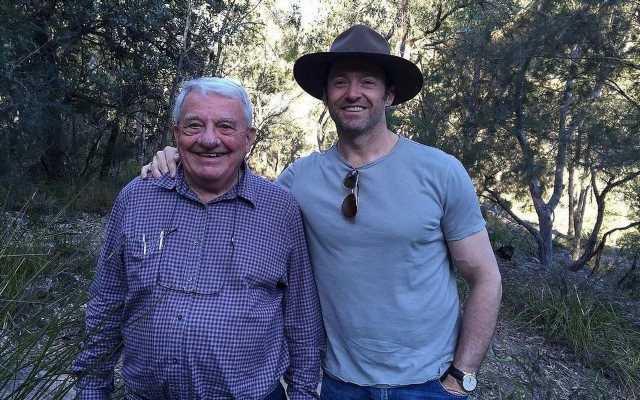 Hugh Jackman Filled With 'Deep Sadness' as His Father Passes Away