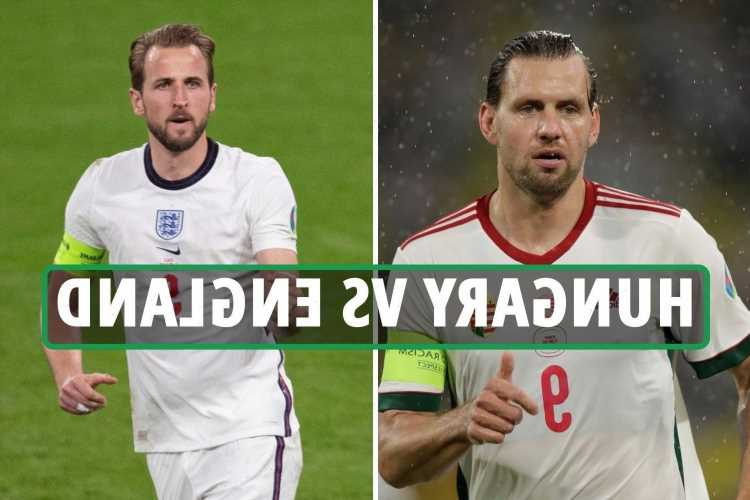 Hungary vs England: Live stream FREE, TV channel, kick-off time, team news for World Cup 2022 qualifier