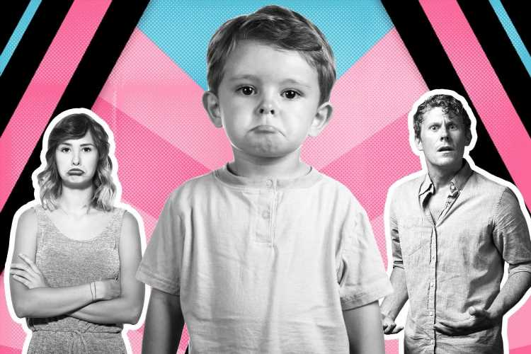 I resent my baby son for costing me my relationship with my dream woman