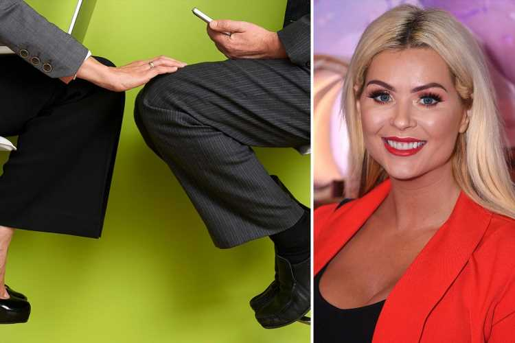 I'd never let my man get close to women at work, having mates of the opposite sex can go very wrong, says Nicola Mclean