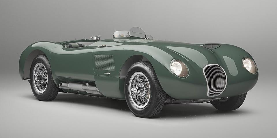 Jaguar Classic Unveils Its Highly-Limited C-type Continuation Model